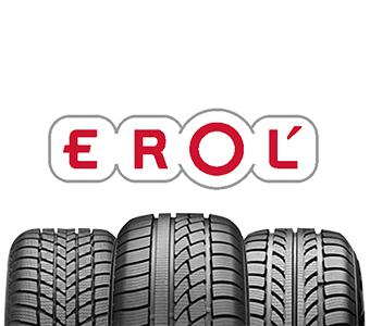 Erol Logo Reifen