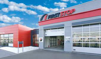 Firststop Filiale