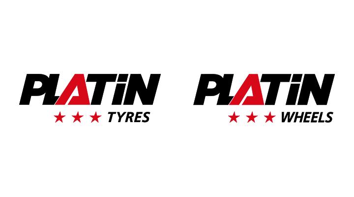 Platin Tyres Platin Wheels Logo