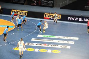PLATIN Tyres als Spiel-Sponsor bei der Handball WM 2021